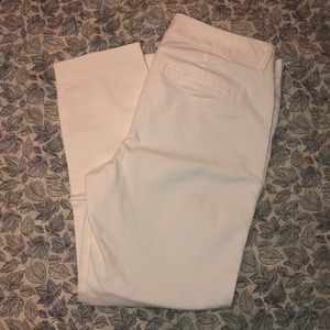 Old Navy Pixie Chinos- like new